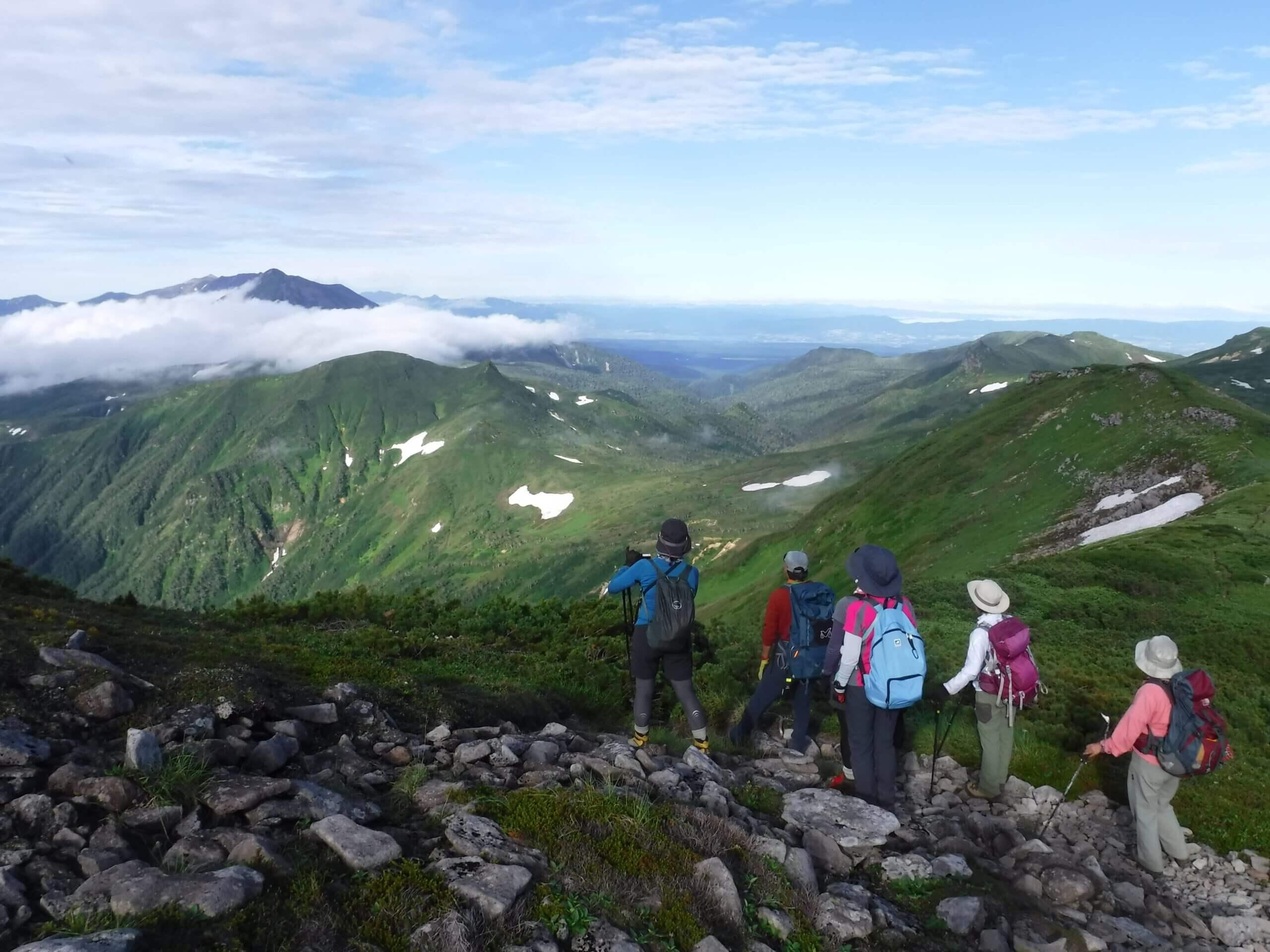 挑戰北海道第一高峰!旭岳至富良牛山登頂5日遊