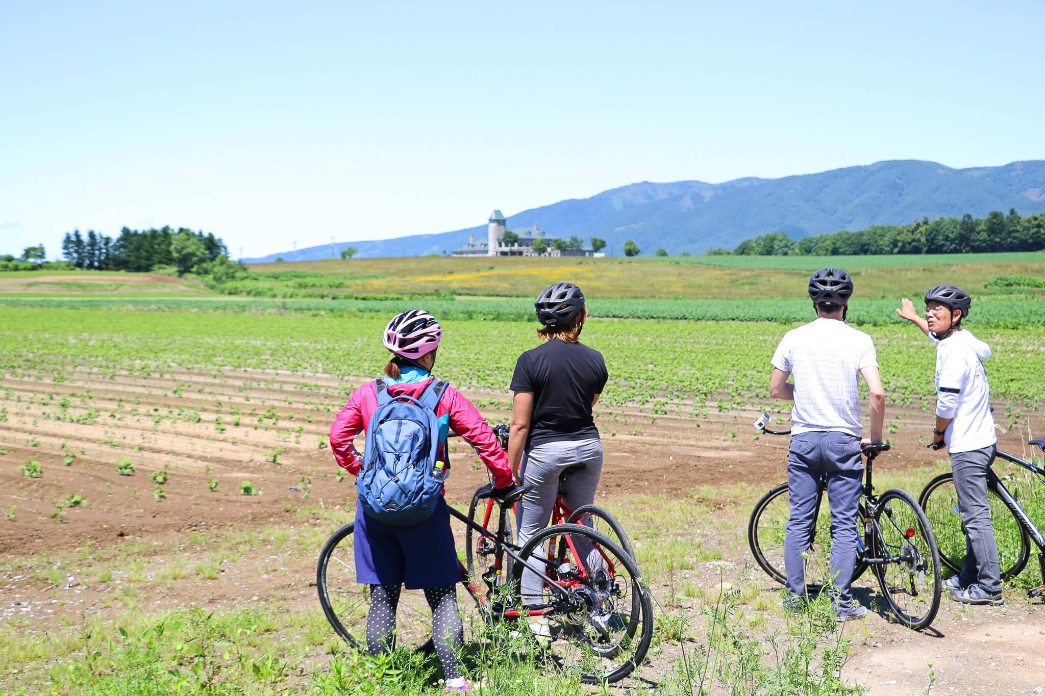 從東海岸騎到西海岸!黑松內町自行單車騎乘之旅