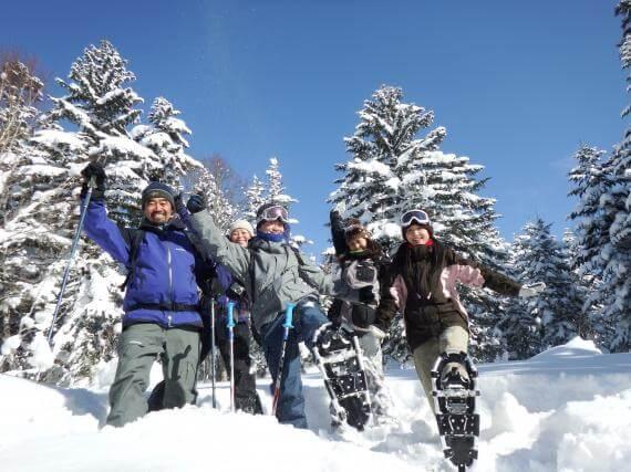 南富良野雪鞋健行體驗之旅