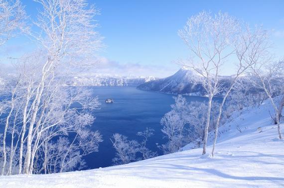 摩周湖霧冰之旅