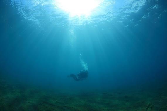支笏湖潛水執照取得體驗之旅