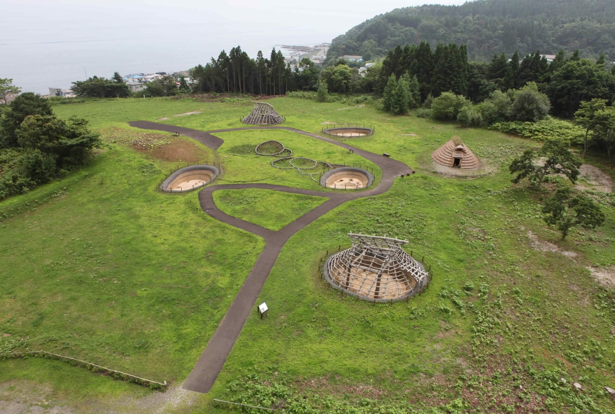 從「大船遺跡」探索古代北海道的歷史