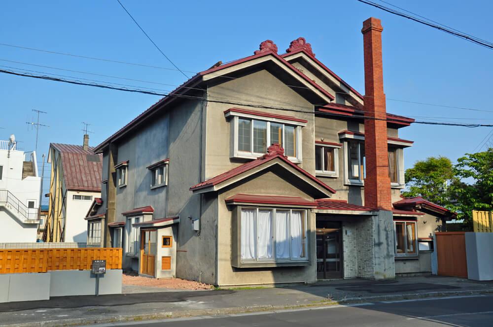 歷史老宅中的昔日生活展示:舊瀨戶宅邸