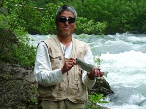 溪流釣魚體驗(半天行程)