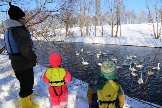 冬季十勝帶廣川乘船遊河體驗行程