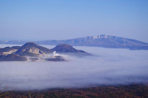 摩周湖屈斜路雲海觀景之旅