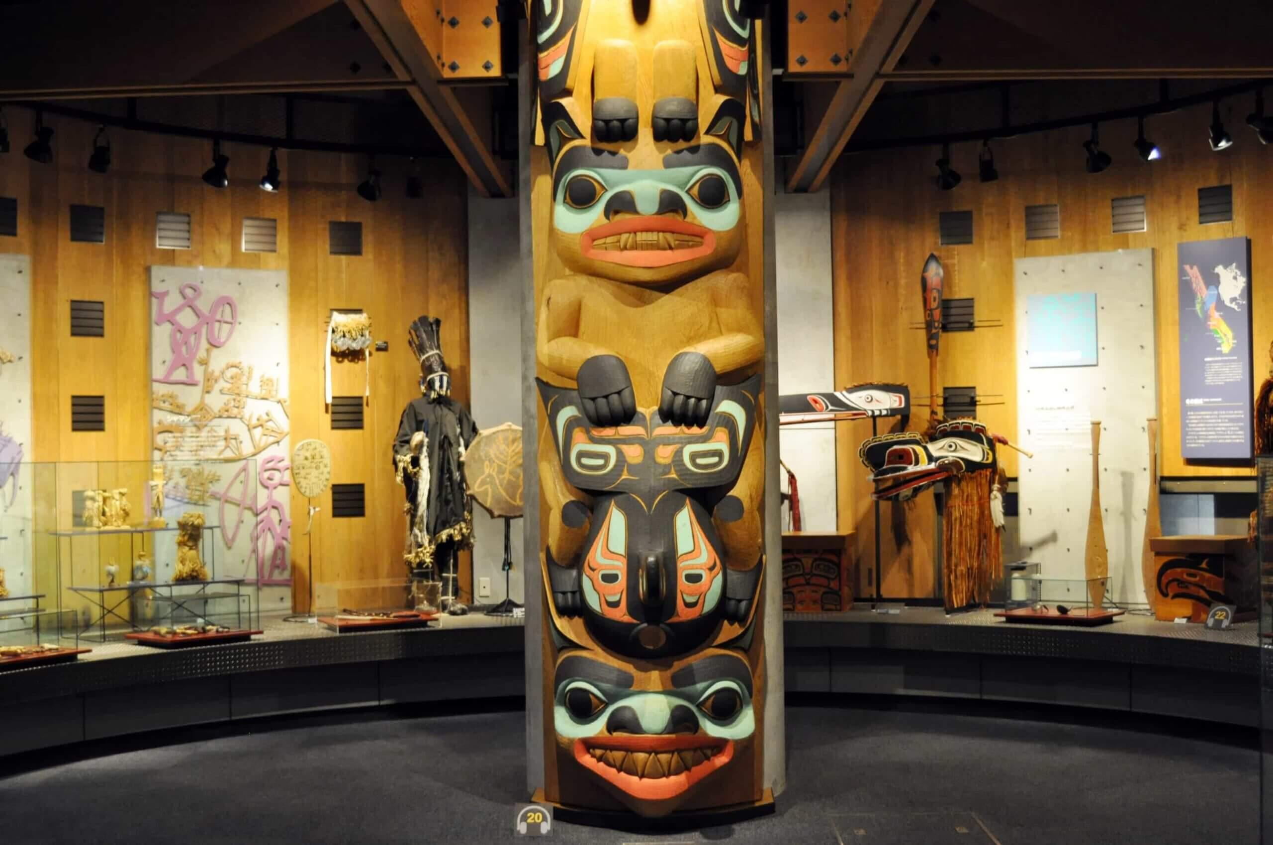 網走北方民族博物館:保存愛努文化的民俗博物館