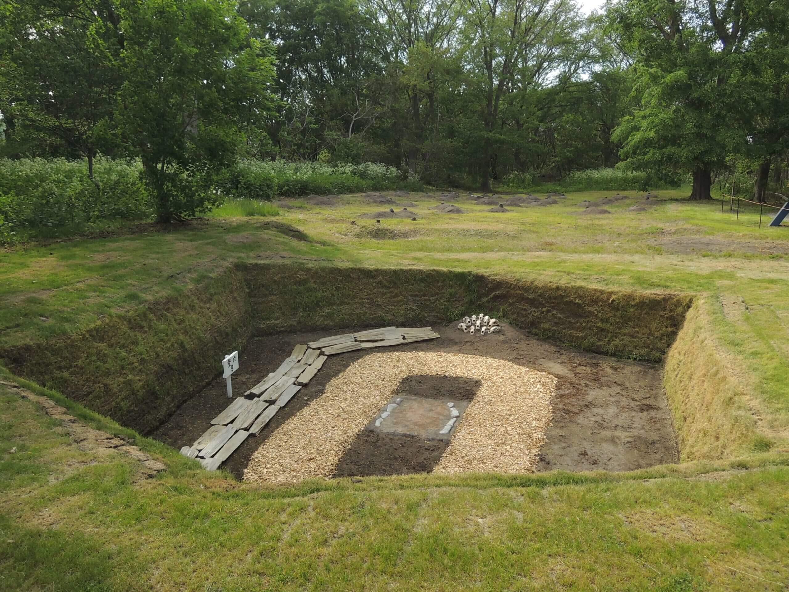 最寄貝塚館:千年前的網走村落遺跡博物館