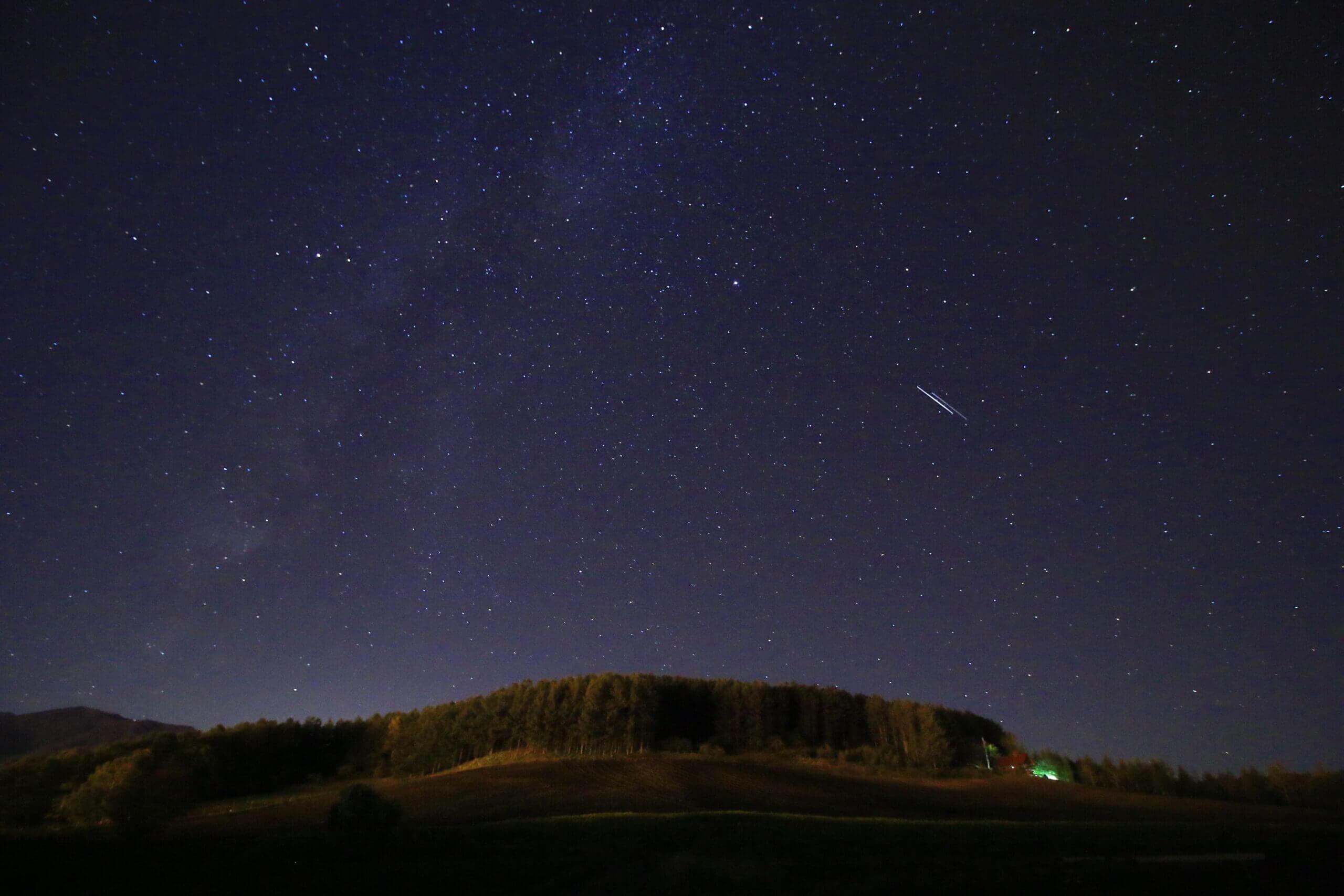 富良野星空觀測之旅