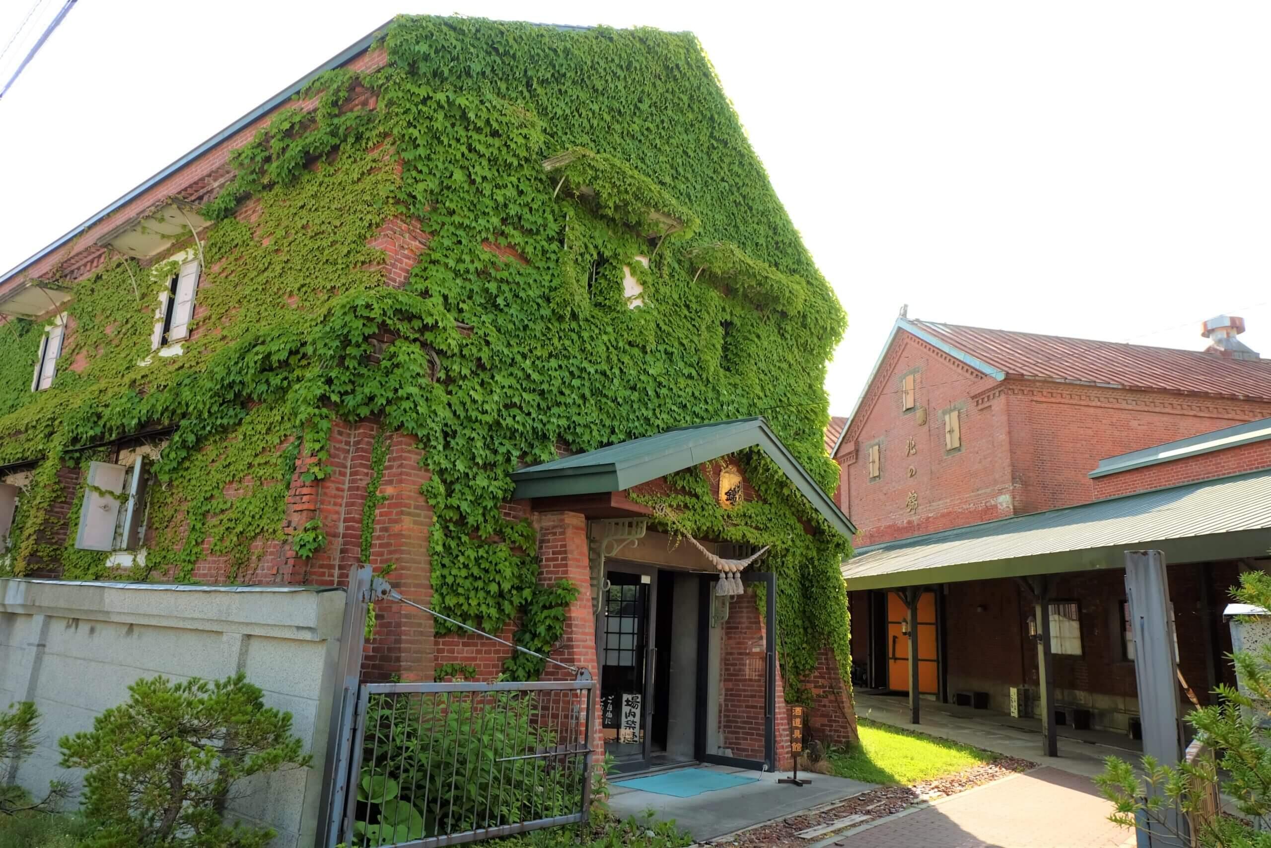 北海道歷史最悠久的釀酒廠:栗山町小林酒造