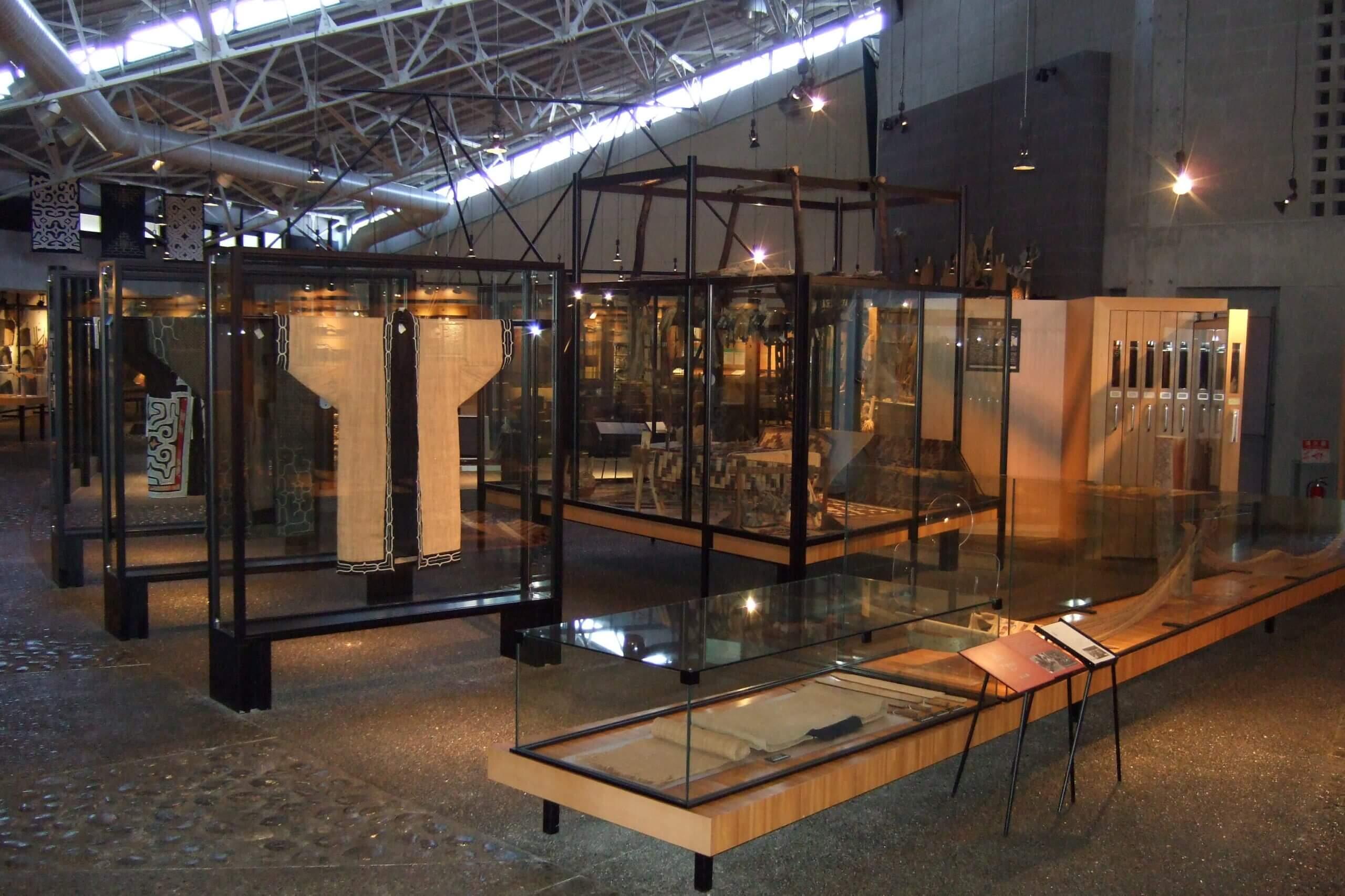 愛努文化的寶庫「平取町立二風谷愛努文化博物館」