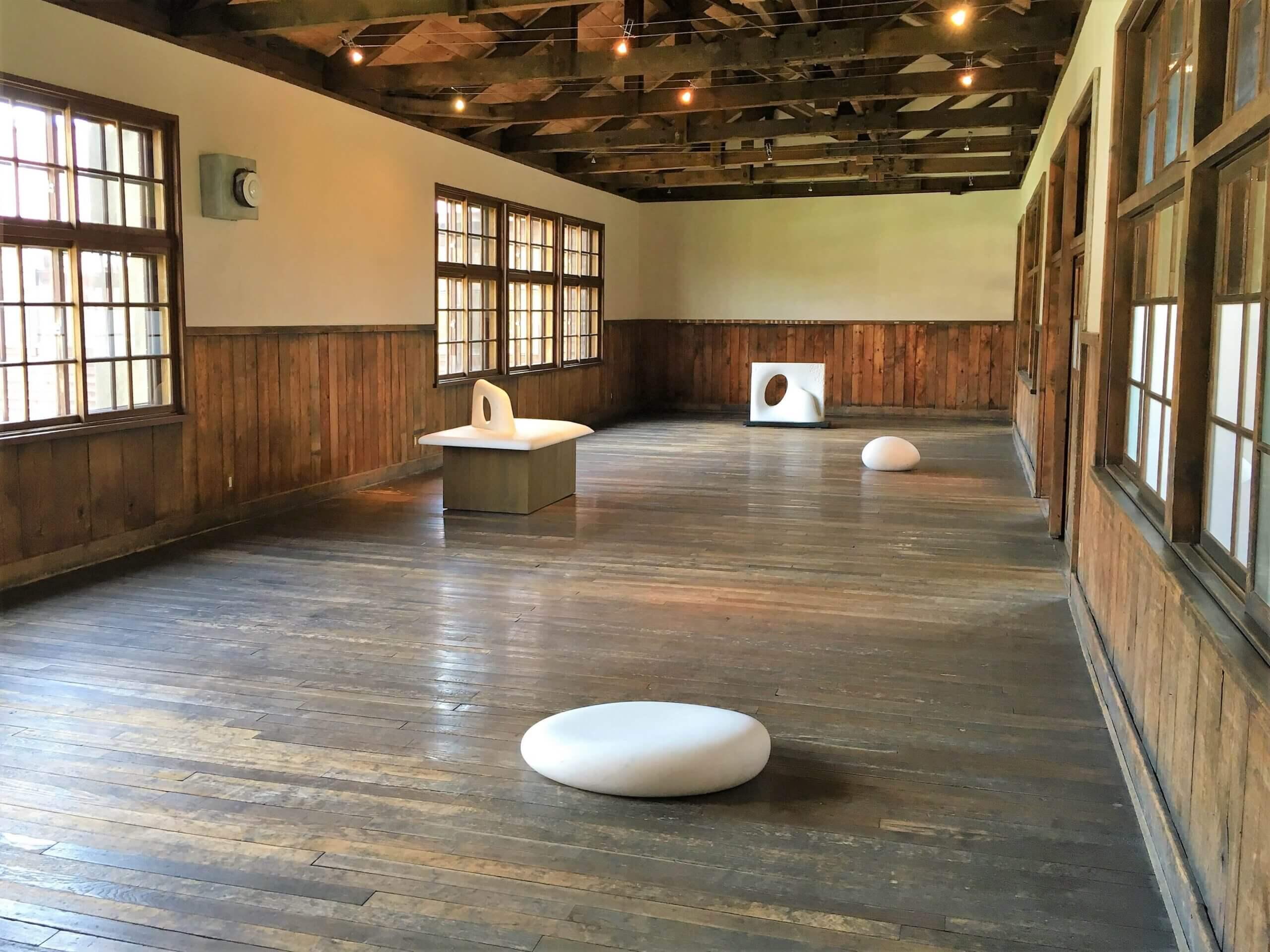 北海道出身的雕刻大師安田侃美術館「Arte Piazza」