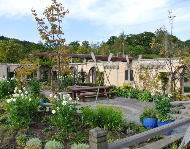ECORIN村:有如童話般的主題花園