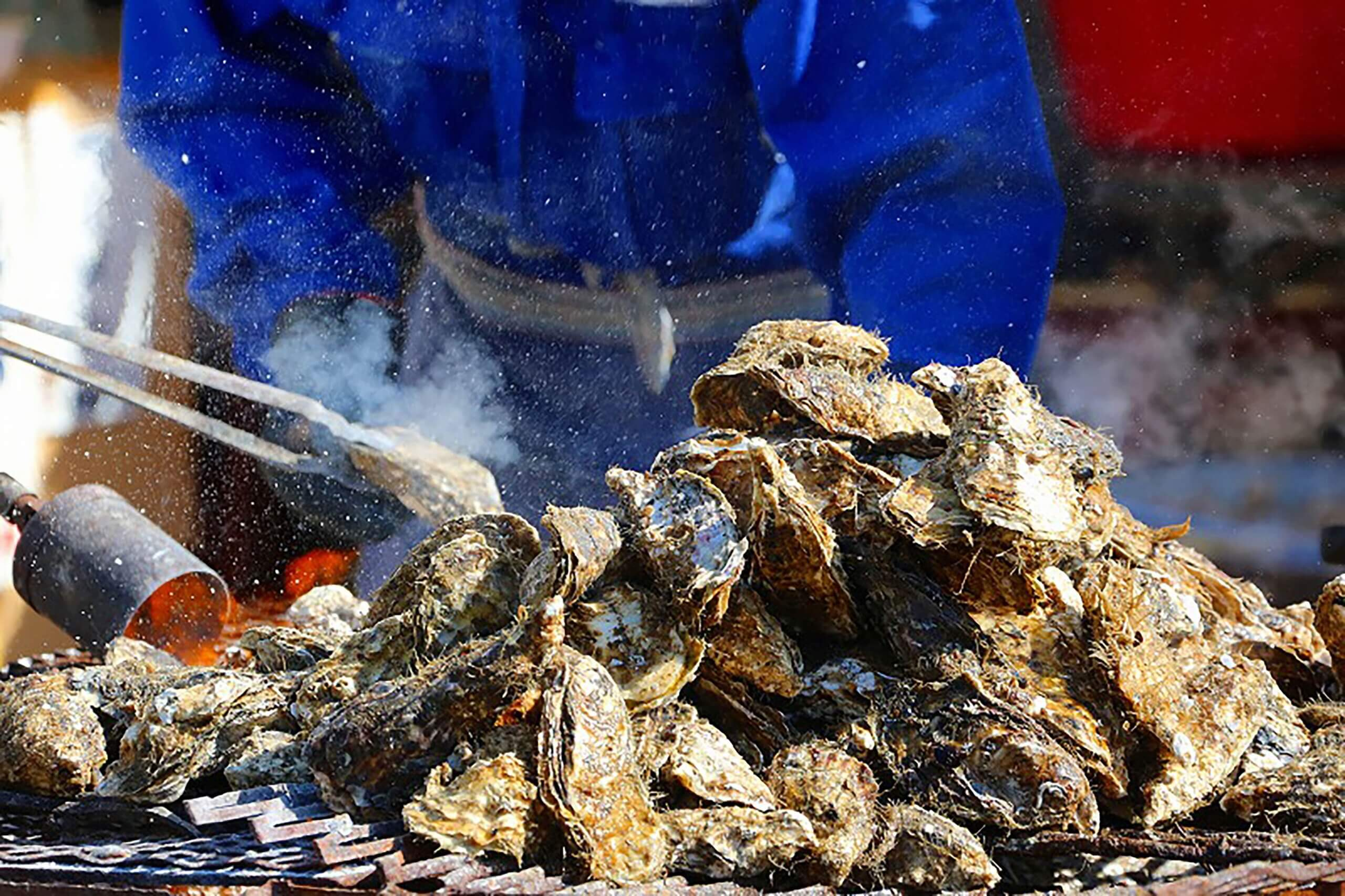 老饕必訪!一年一度的厚岸牡蠣節