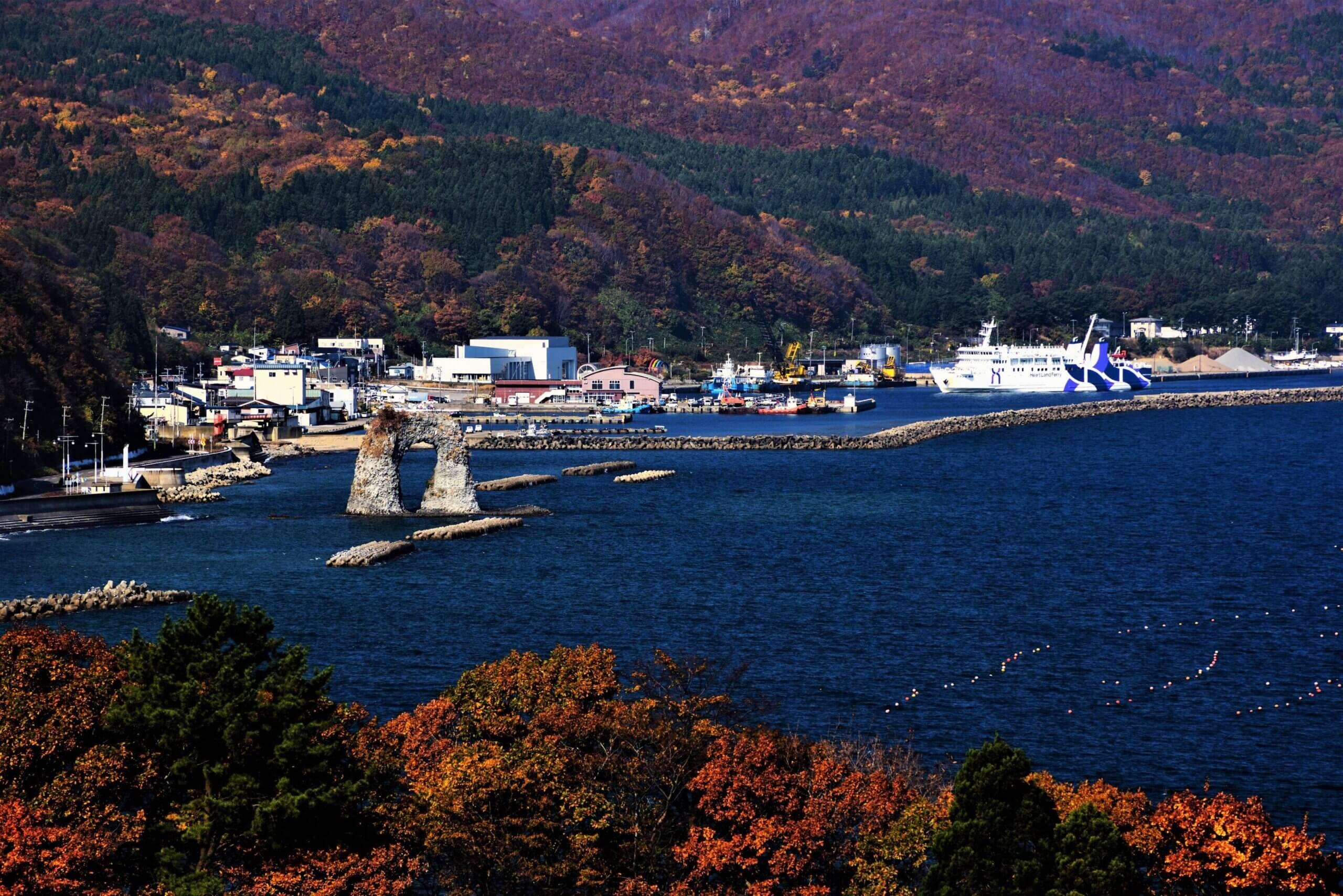 想要美景與美食滿腹就前往「奧尻島」