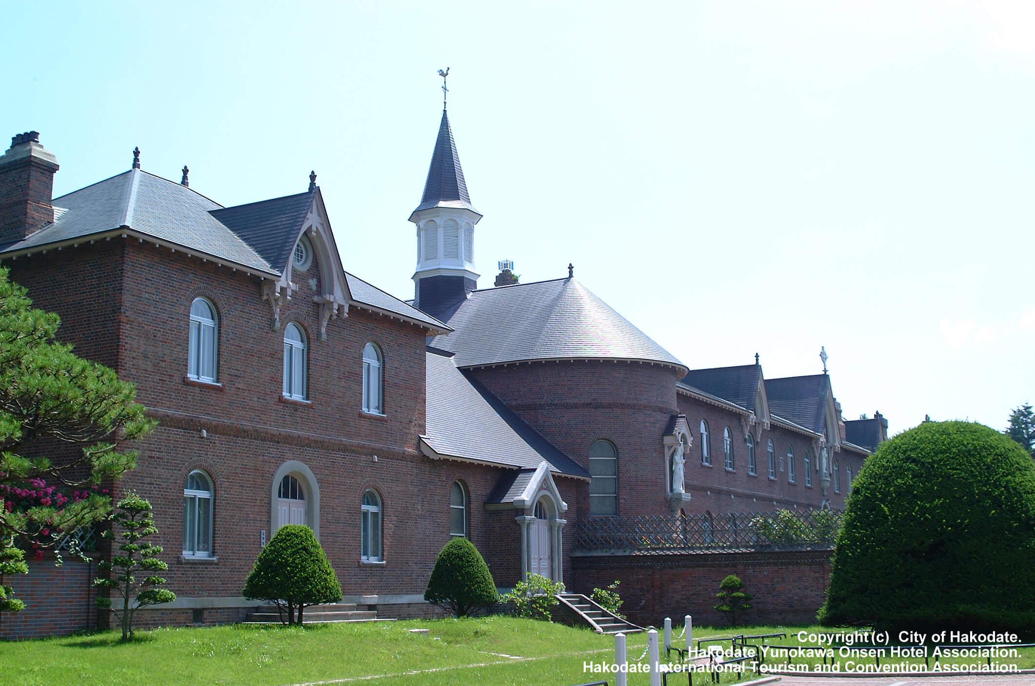 日本第一間女子修道院「特拉普女子修道院」