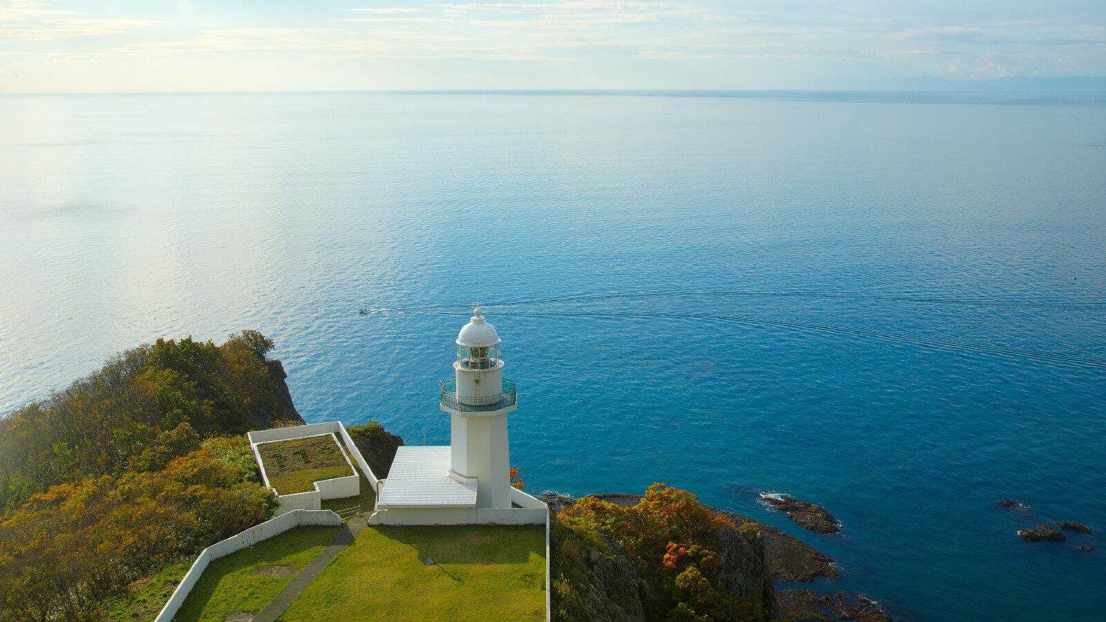 270度超大廣角自然風景「地球岬」