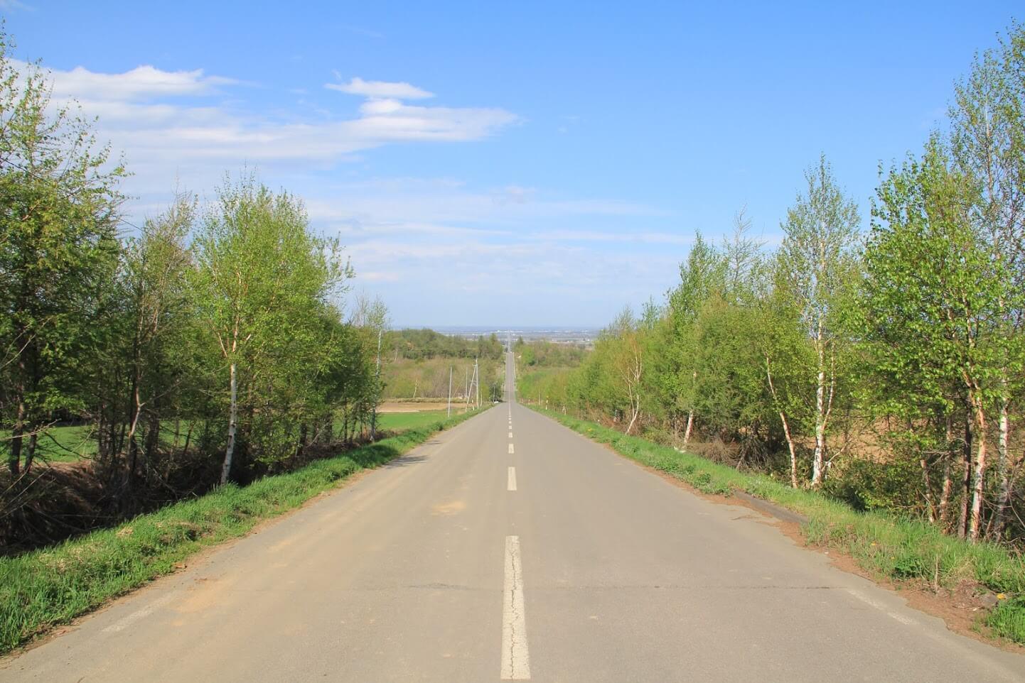 隱身於鄉間的絕景自駕路線「通往天堂的道路」