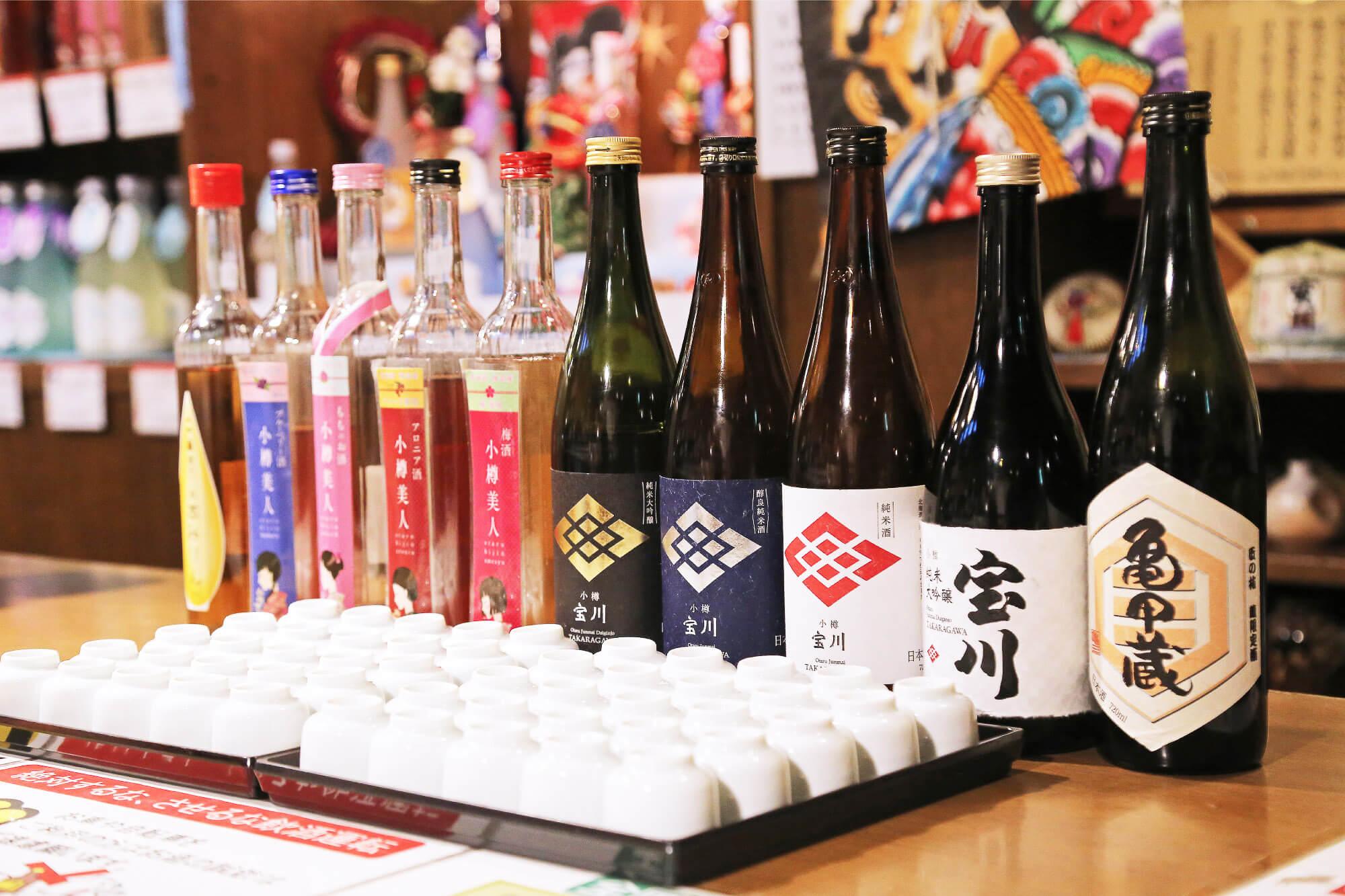 北海道最具代表性的釀酒廠「小樽 田中酒造」