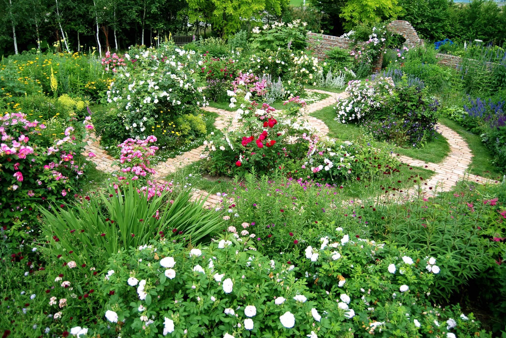 北方國度的秘密花園:上野農場