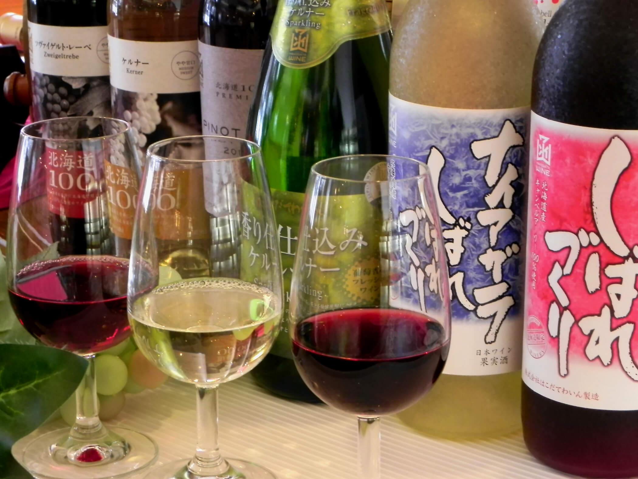 伴手禮清單絕對少不了的函館葡萄酒