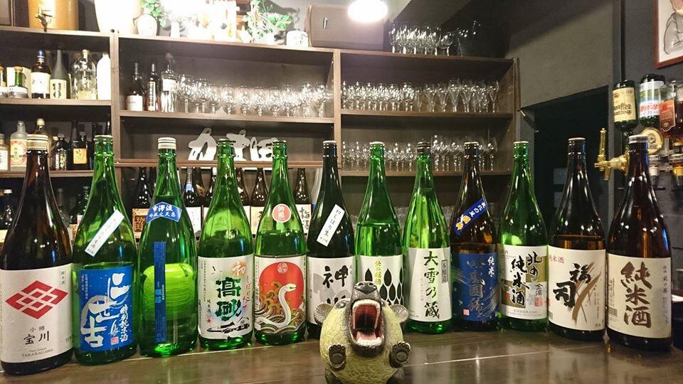 集合北海道在地美食與美酒的酒吧「北海道產酒BAR 鎌田」