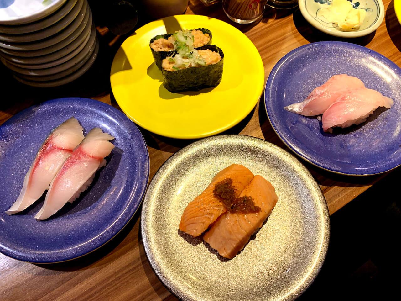 札幌平價又美味的迴轉壽司專門店「Pasaaru」