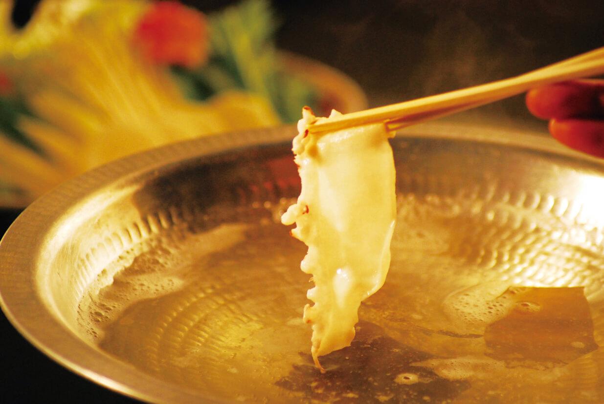 到稚內市遊玩時的必吃名物「章魚涮涮鍋」