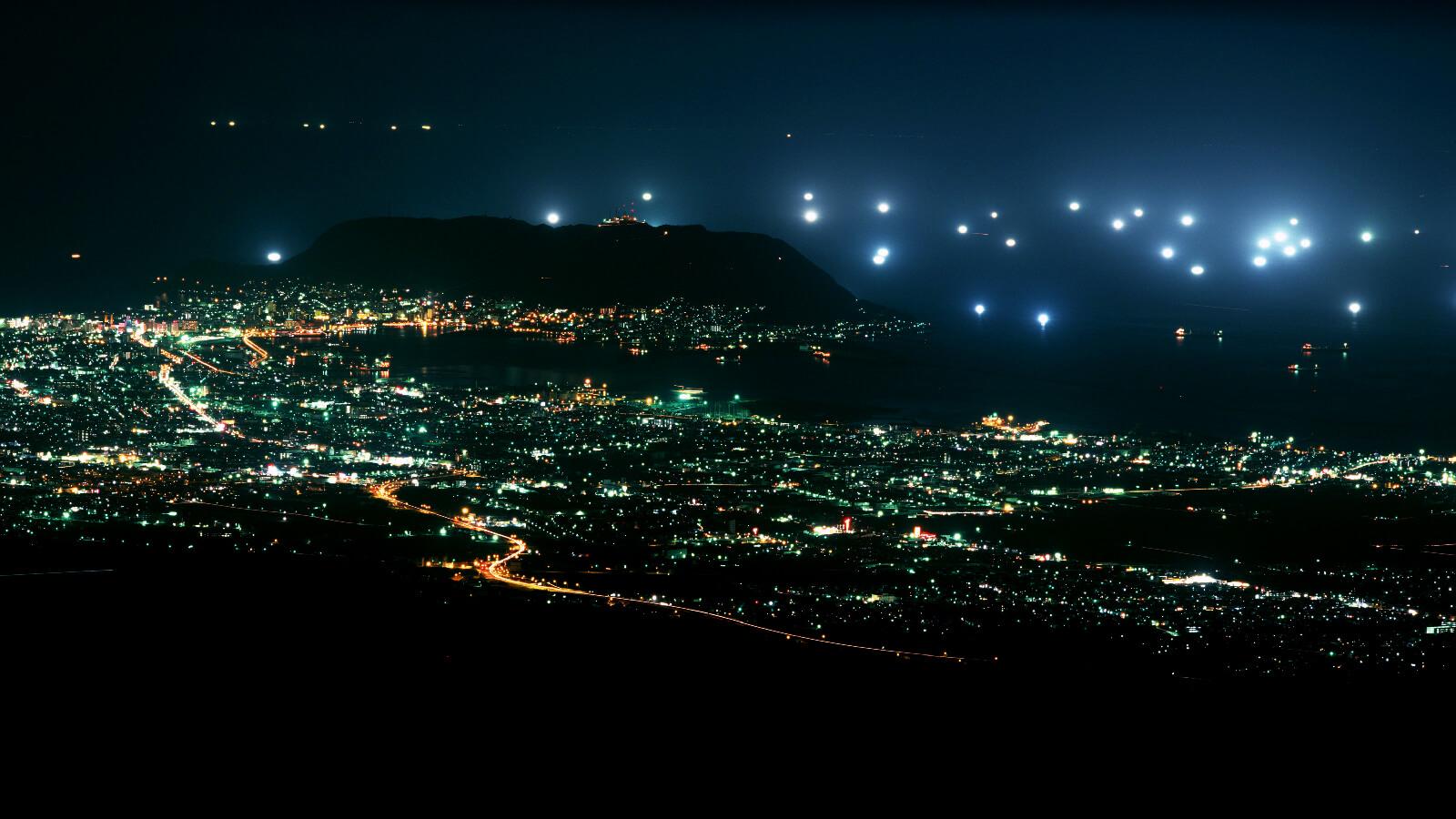 城岱牧場展望台:欣賞函館夜景的秘密景點