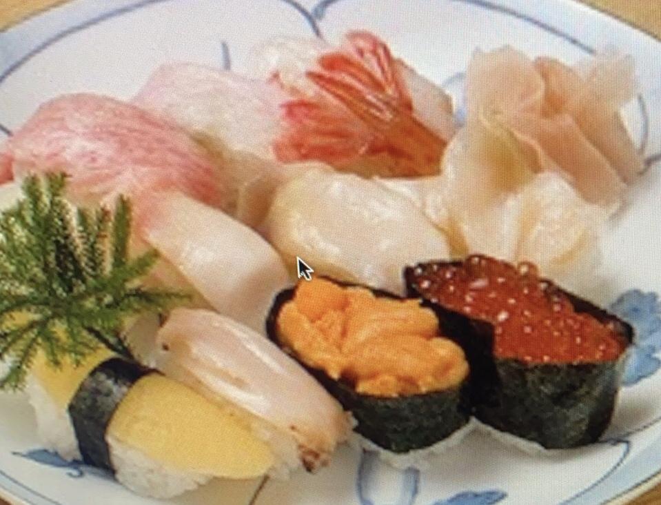 竜壽司:老闆及老闆娘共同經營,用餐環境舒適的壽司餐廳