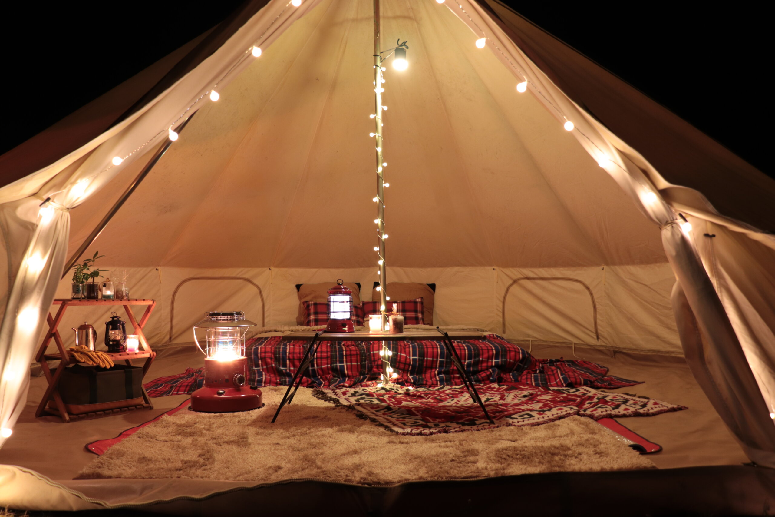 BEYOND VILLAGE北海道大沼露營區:享受可以空手前往的豪華露營體驗