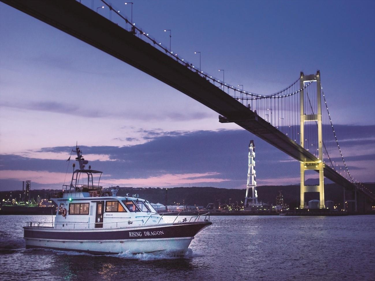 室蘭遊輪:走訪日本最有名的工廠夜景之一,乘船欣賞美麗的室蘭夜景吧!
