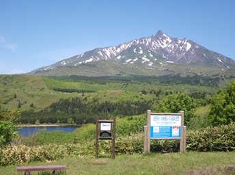 白色戀人之丘:知名伴手禮包裝上的風景就在這!眺望名峰利尻富士絕景