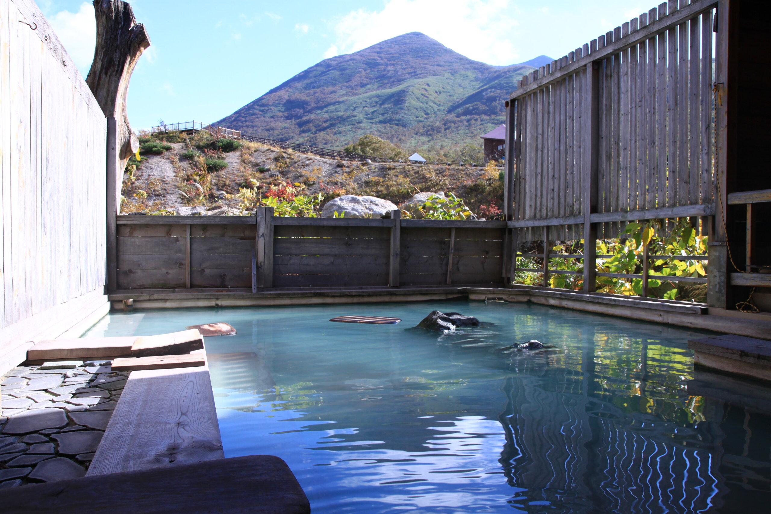 新雪谷五色溫泉旅館:享盡二世谷群山絕景以及優質溫泉