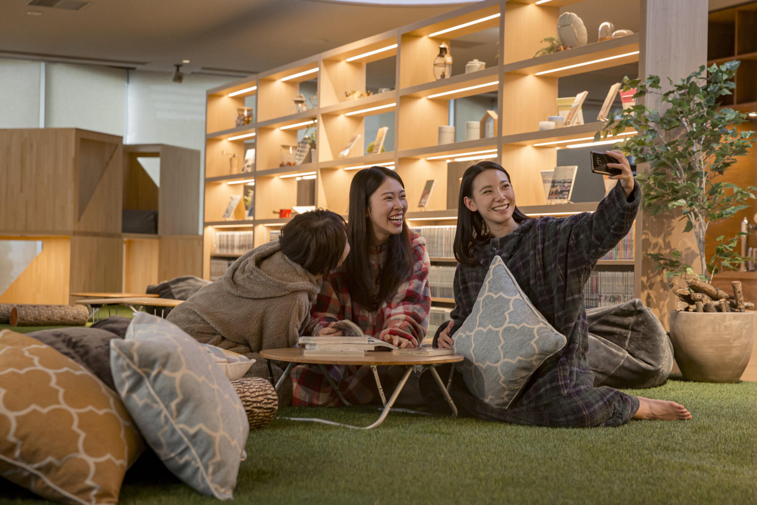 芦別温泉OFURO café星遊館:提供全新概念的入浴空間,度過悠閒的時光