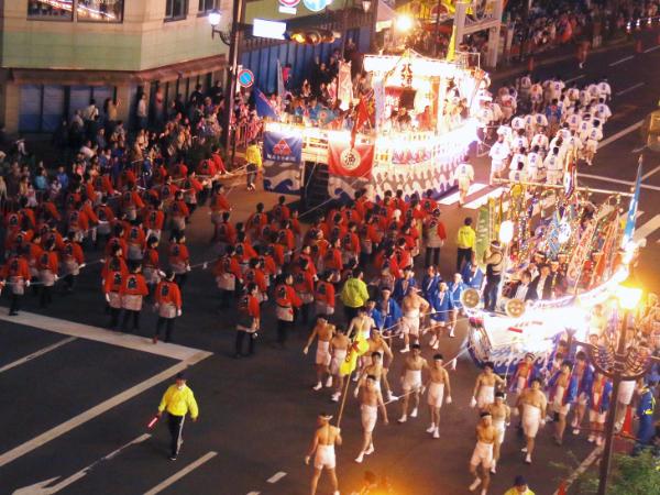 釧路港祭:8月上旬