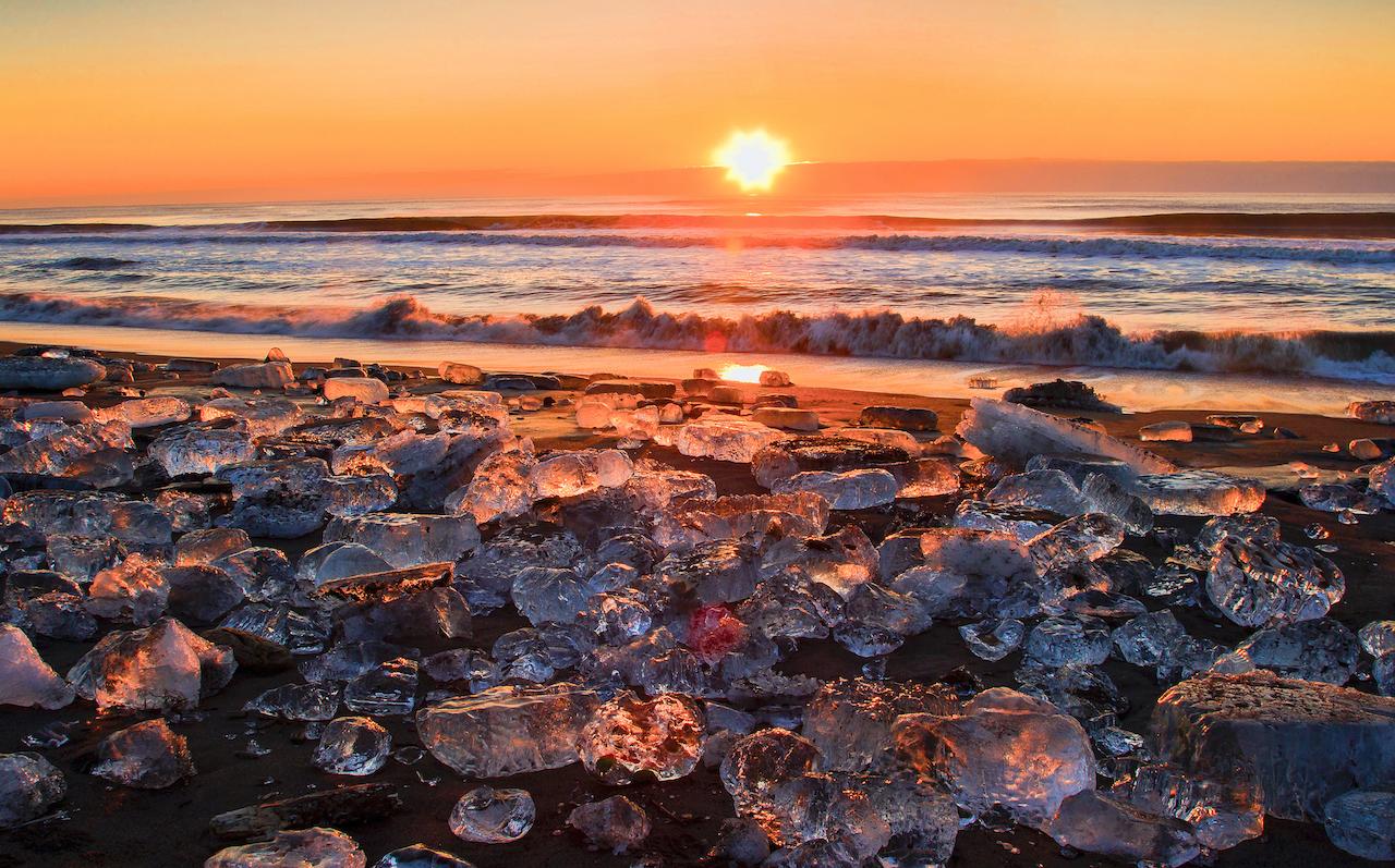 冰之寶石:不為人知的北海道冬季奇景